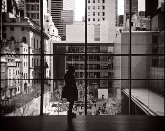 MOMA holga 8x8 photograph