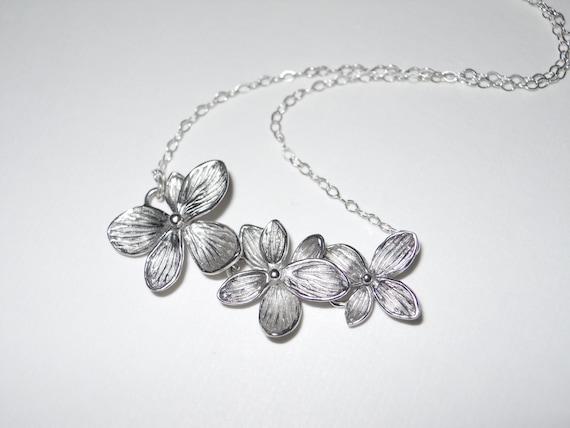 Wild Flower Necklace