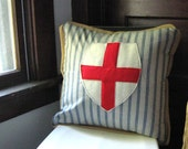 Cabin Pillow. Cross.