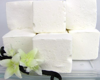 Madagascar Vanilla Marshmallows