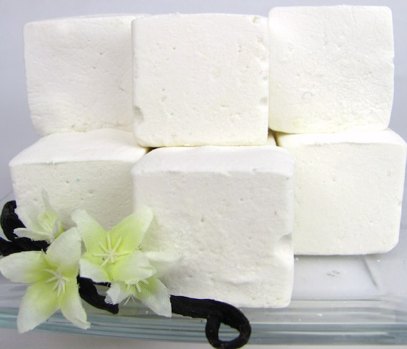 Madagascar Vanilla Marshmallows - 8 pcs.