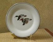 Lenox Special Edition Mallard Ducks Decorative Plate