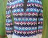 Vintage Knit Sweater SALE
