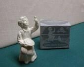 Little Jack Horner Avon Vintage Decanter Mother Goose Nursery Rhyme