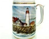 Portland Head Light American Lighthouse Collection Tankard