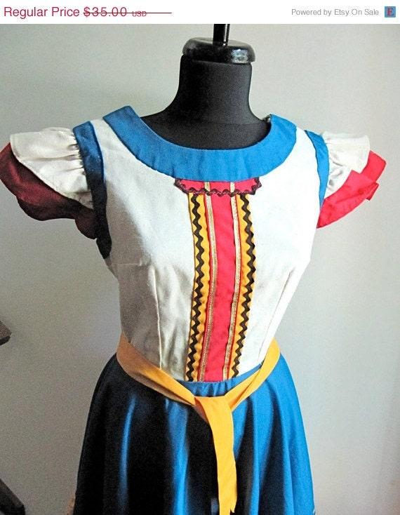 ON SALE Senorita Cinco de Mayo Dress
