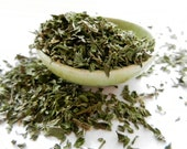 organic spearmint leaf twig & leaf botanicals