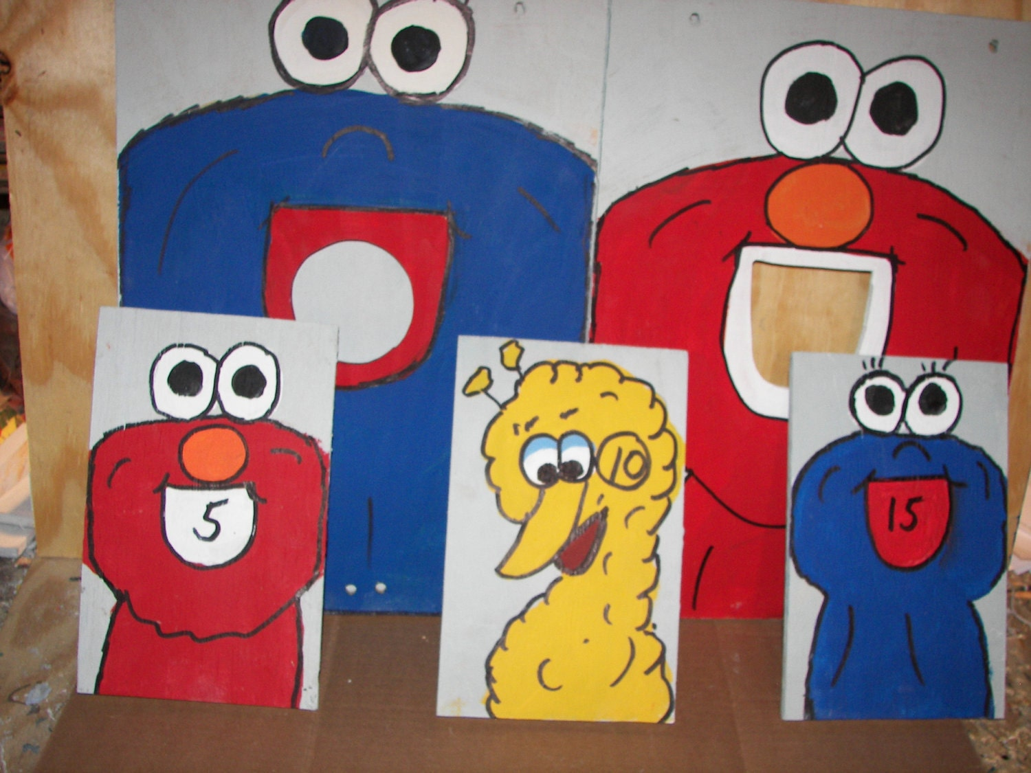 Cookie Monster And Elmo Together Pictures to Pin on ...