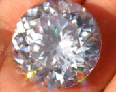 54.35 carat Cubic Zirconia Simulated Diamond 20mm