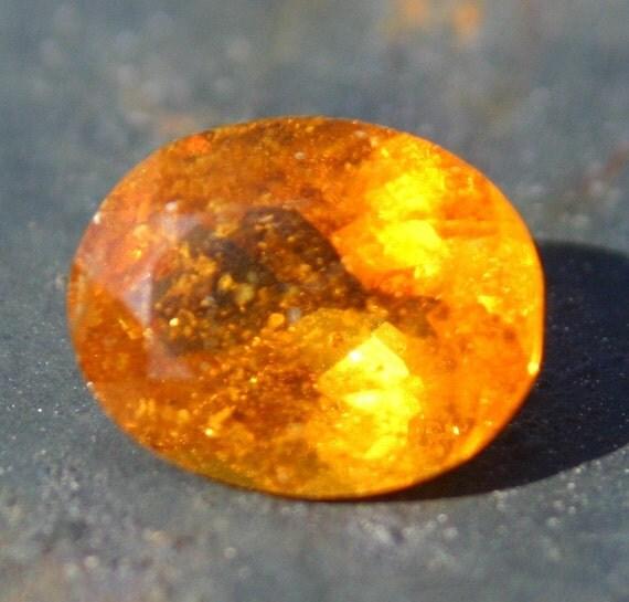 2.09 carat Clinohumite