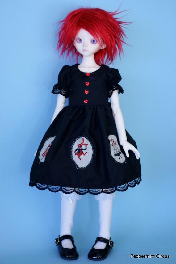 Wonderland Dress for MSD