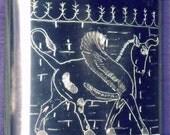 Assyrian Winged Bull Flask.