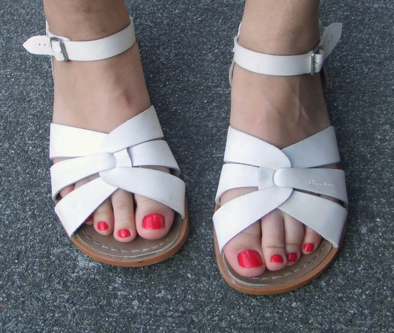 Original Pics Photos  Saltwater Sandals For Women
