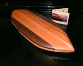 Surfboard Dual Thickness Cutting Board