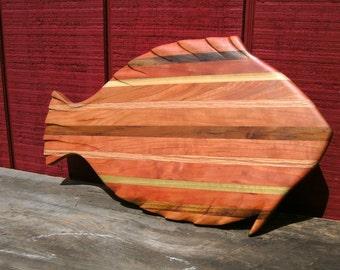 Carolina Flounder Cutting Board