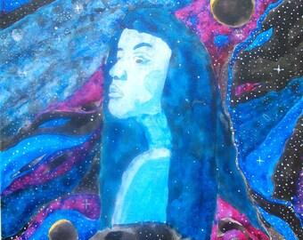 Star Mother - Original Painting