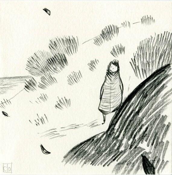 La mer (Original artwork)