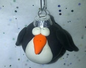 Little Fatters Penguin ornament