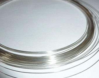 10 feet Fine Silver Wire - 24, 26, 28 or 30 Gauge - Tagt Team