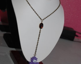 Oh Mr. Octopus Necklace -Great Holiday Gift- (Proceeds go to Animal Funds)