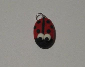 Polymer Clay Ladybug
