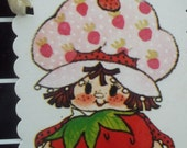 Strawberry Shortcake and Friends Gift Tags