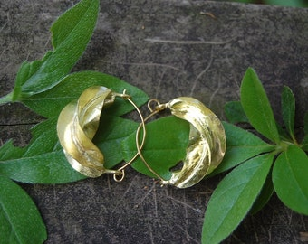 New Model - Small - Fulani Earrings - Bronze