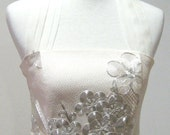 Reserved for Ms Yuka Thank you :) Bridal KIMONO Dress      Listing for a balance of extra designing