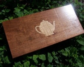 Small Tea Box (cherry)