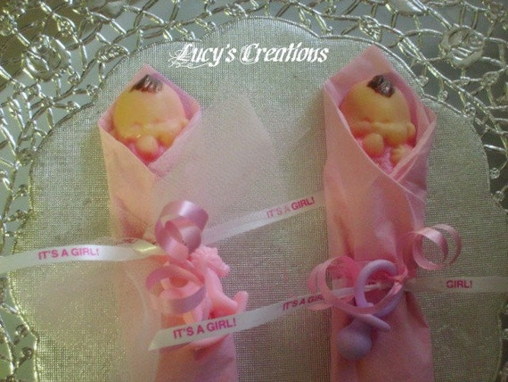 Chocolate Baby Lollipops