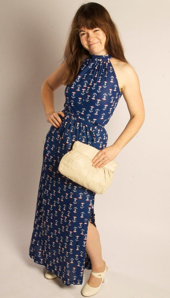 Anchors Away-  Two Piece Sailing Jumpsuit Dress