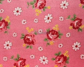Antique rose  - Pink by Atsuko Matsuyama printed in Japan