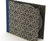 Nauli handmade Cd Case blue batik pattern