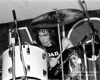 Marky Ramone of The Ramones, 1979