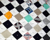 Custom order Keepsake Quilt using clothing from your loved ones