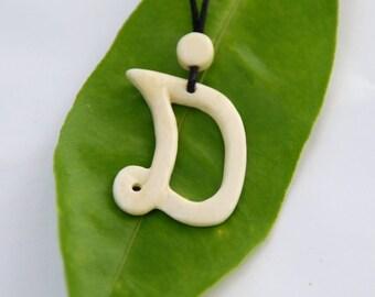 Letter d,letter d pendant,letter pendant,initial pendant,d,alphabet pendant