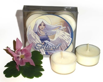 Sale! Almond - Angel - Soy Tealights