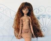 dolfie ball jointed doll mini mermaid aqua ( BJD )