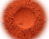 5g Mineral Eye Shadow - Burnt Orange - Deep Orange With Soft Finish