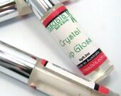 6g Mineral Lip Gloss - Crystal Lip Gloss - Clear