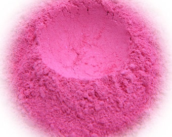 5g Mineral Eye Shadow - Diva - Hot Pink With Sparkle