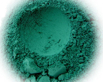 5g Mineral Eye Shadow - Jade - Green With A Hint Of Blue