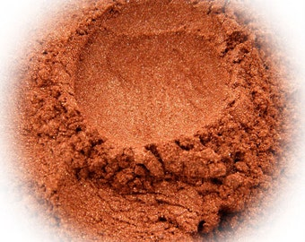 5g Mineral Eye Shadow - Penny - Bright Copper With High Shimmer