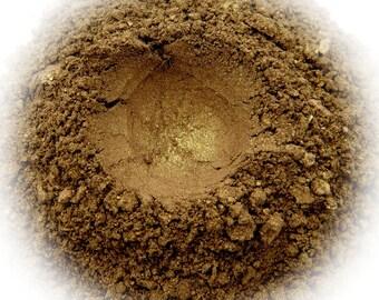 5g Mineral Eye Shadow - Nutmeg - Medium Brown With Shimmer