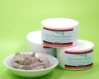 100g Facial Cleanser - Purify Facial Cleanser - For Oily/Combination Skin