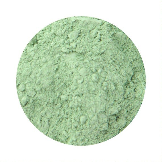 10g Mineral Corrector - Green Colour Corrector - For Red Toned Blemishes