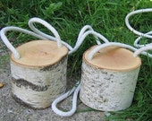 Branch Block Walking Blocks Old Fashioned Clompers