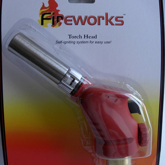 Fire Works Self-Igniting Torch