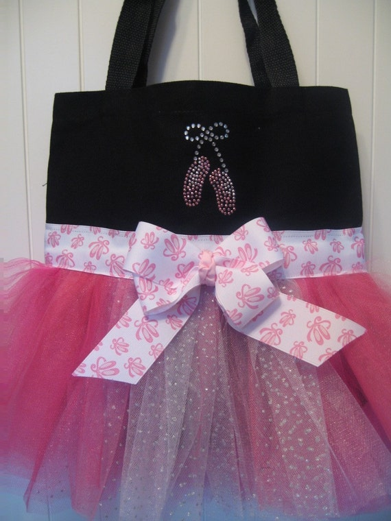 Mini Tutu Dance Bag - Pretty Ballet Bag