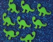 20 x Laser cut acrylic dinosaur cabochons